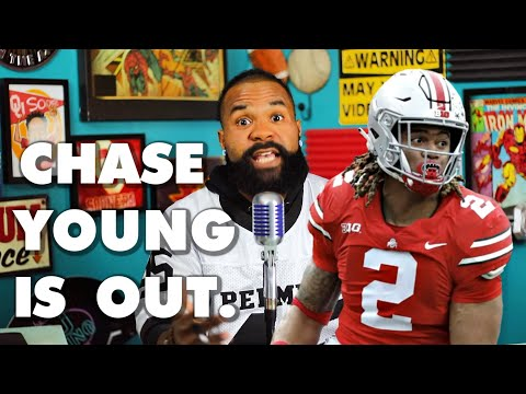 Ohio State Buckeyes defensive end Chase Young is out