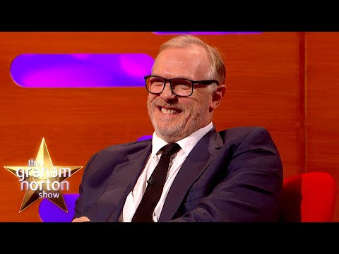 Helena Bonham Carter Farted And Wet Herself In Front Of Greg Davies | The Graham Norton Show