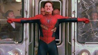 Video Spider-Man vs Doctor Octopus - Train Fight Scene - Spider-Man 2 (2004) Movie Clip HD MP3, 3GP, MP4, WEBM, AVI, FLV Maret 2019
