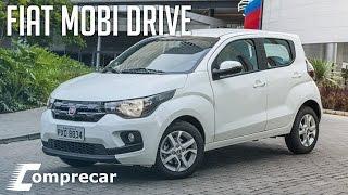 Fiat Mobi Drive 1.0 litro - 3 cilindros