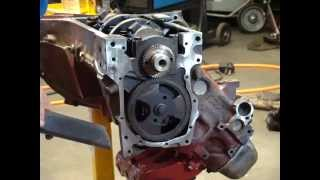 6. IH front crankshaft seal and Timing Cover Installation tips.