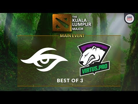 [DOTA 2] Virtus Pro VS Team Secret (BO3) - The KL Major Playoffs Day 6