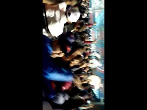 San Lorenzo Arsenal , entrando con la hinchada - La Gloriosa Butteler - San Lorenzo