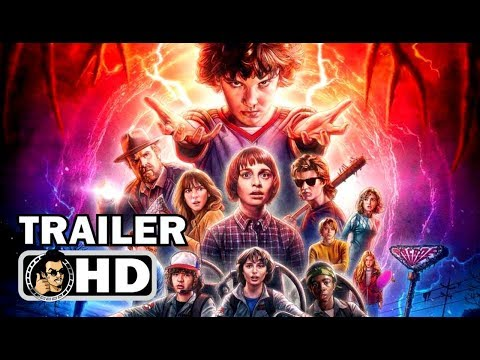 STRANGER THINGS : SEASON 3 Official Teaser Trailer (2019) Netflix Sci-Fi Horror Series HD