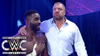 Nonton Cedric Alexander Earns The Respect Of Triple H And The Fans   Cruiserweight Classic  Aug  10  2016 Film Subtitle Indonesia Streaming Movie Download