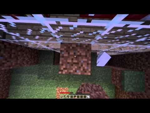 Minecraft: Ant Farm Survival – Part 1 with Badger, Rabbit, Shrimp