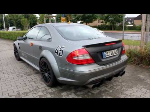 Mercedes-Benz CLK 63 AMG Black Series