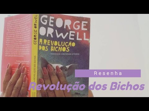 [Resenha] Revolução dos Bichos - George Orwell