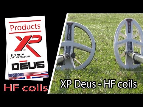 XP Deus | High Frequency Coils product information