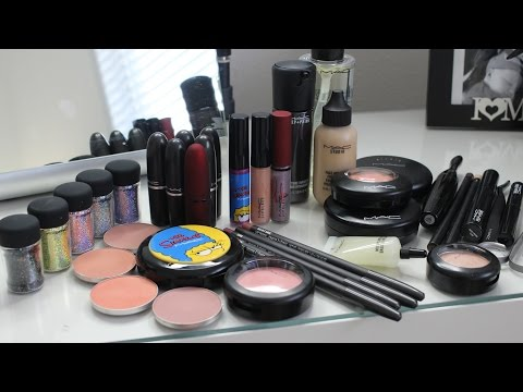 mac cosmetics - Vlog Channel: MakeupByCheryl Vlogs https://www.youtube.com/channel/UColmyEJY09q0xlb43_-bogg FAVOURITE BRUSHES USED by SIGMA: http://goo.gl/CtEtji **SAVE 10% ...