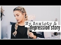 My Anxiety And Depression Story