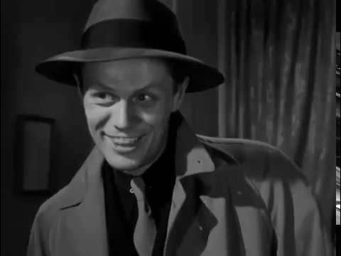 "Richard Widmark in ""Kiss of Death"" 1947"