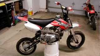 10. 2003 Honda XR50/CRF50 - Lots of Mods