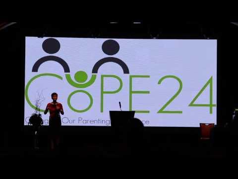 Rene Howitt Speaks at the COPE24 2016 Gala