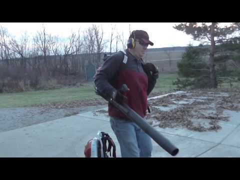 blower - Check out the leaf blower competition with the Stihl BR600, BR550, and the Redmax EB7001. I run these three leaf blowers through a series of tests which incl...