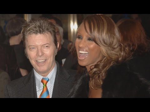 Iman Shares Tribute to David Bowie One Year After His Death