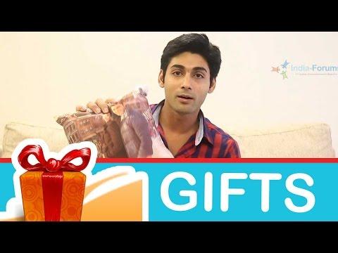 Ruslaan Mumtaz Gift Segment