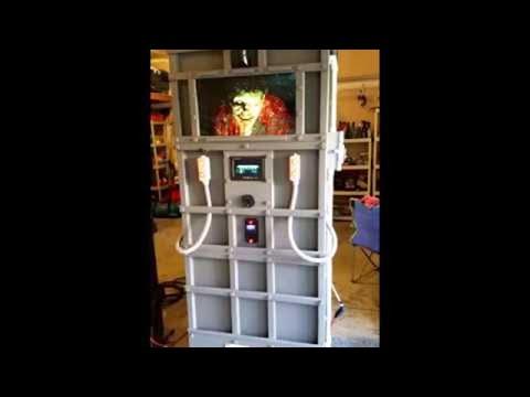 invenzione pazzesca: una congegno elettronico che cattura gli zombie