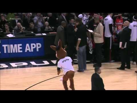 Video: NBA Bloopers: The Starters