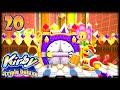 Kirby Triple Deluxe [3DS] - Cap 20 ¡Un reino de flores y jefes!