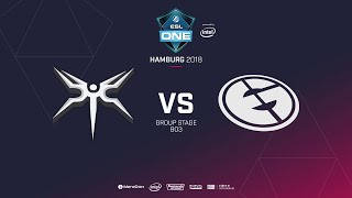 Evil Geniuses vs Mineski, ESL  One Hamburg, bo2, game 1 [eiritel]