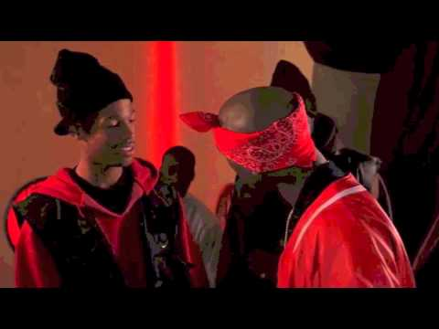 2Pac Punks Bugaloo - Above The Rim Movie
