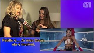 Video Fergie reagindo a Pabllo Vittar, Anitta e mais MP3, 3GP, MP4, WEBM, AVI, FLV Januari 2018