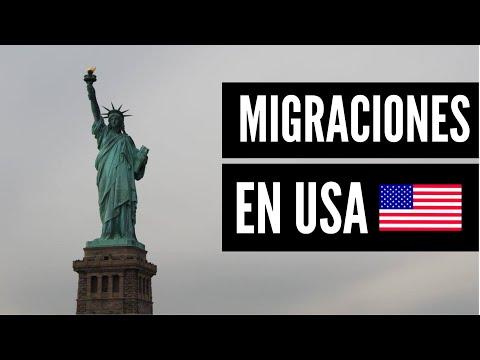 TODO sobre la entrada a EEUU - El proceso migratorio / Preguntas que te harán / TIPS