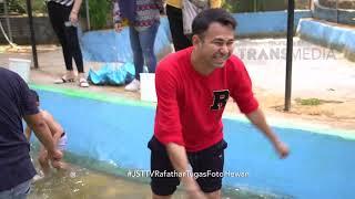 Download Video JANJI SUCI - Rafathar Mau Nangkep Ikan Sampai Nyebur Ke Kolamnya! (13/10/18) Part 1 MP3 3GP MP4