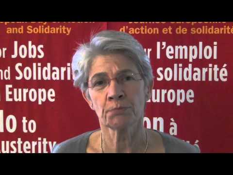 ETUC European Day of Action and Solidarity