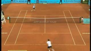 Madrid 2010: SF Roger v Ferrer (Highlights Part 3)