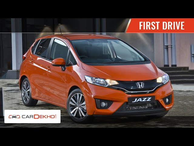 2015 Honda Jazz Expert Review