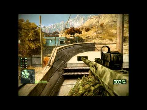 Battlefield BC2 MP - Squad Deathmatch