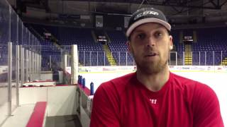 Cincinnati Cyclones Practice Report - May 2, 2013