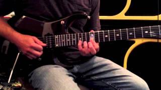 Raleigh Music Academy Pentatonic Lick Lesson