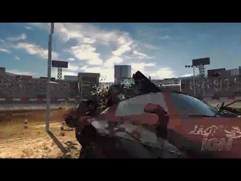 flatout ultimate carnage xbox 360 occasion