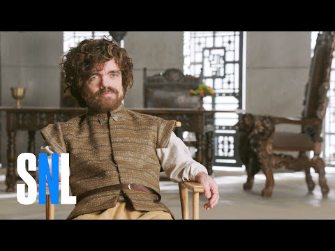 Saturday Night Live  Game of Thrones Sneak Peek