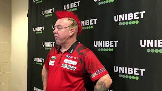 "Peter Wright: ""Me, Gezzy and Nathan Aspinall are the top three in the world, Michael's about fourth"""