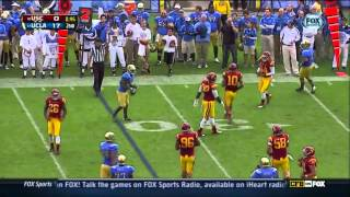 Brett Hundley vs USC (2012)