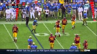 Brett Hundley vs USC (2012)