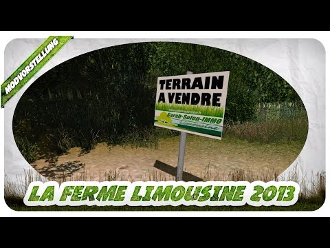 La Ferme Limousine 2013 v1.0