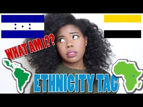 THE ETHNICITY TAG| GARIFUNA