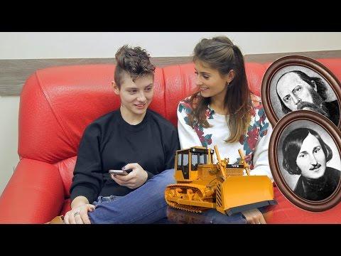 Настя Кошман и Мивина ответили на вопросы фанатов. Часть 1 (видео)