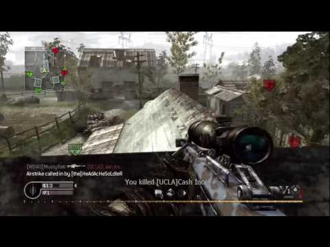 mustyyeti - Here is a video of MustyYeti Sniping in Call of Duty 4 Modern Warfare on Overgrown. He is joined by alliance clan members M90 (FlexFire007, PackerSlayer13, H...