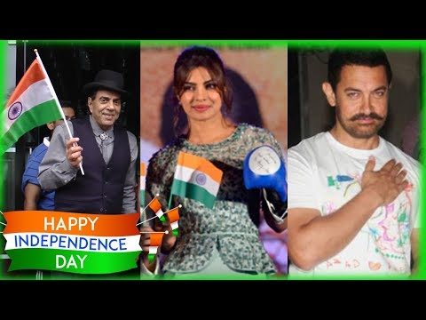 Independence Day 2018 : Priyanka Chopra, Aamir Kha