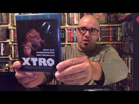 Xtro 35th Anniversary Platinum Cult Edition!