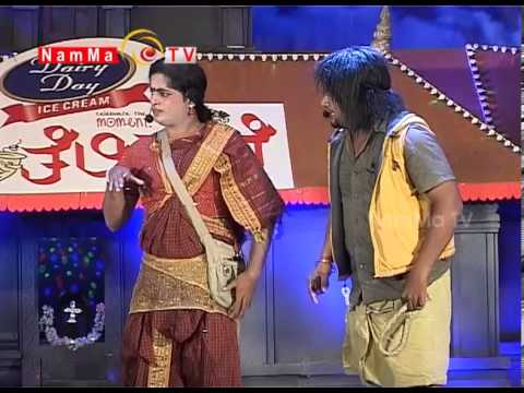 NAMMA TV - BALE TELIPAALE 107 ( SEMI FINALS )