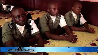 Viste du ministre de la défense nationale à la zone de défense N°3