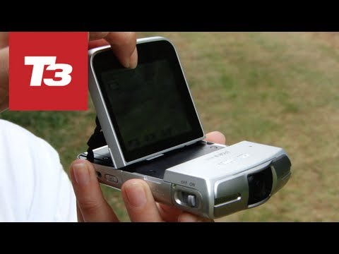 Canon LEGRIA Mini hands-on. We get our hands-on the latest camcorder from Canon made for YouTube stars