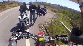 7. YAMAHA YZF-R1 2011 Sitdown Wheelies (GO PRO HD)